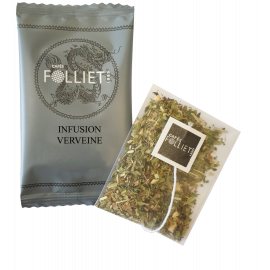 Infusion VERVEINE x 24 sachets individuels
