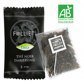 Thé noir Darjeeling bio x24