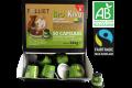 Capsules compatibles Nespresso Bio Kivu x50